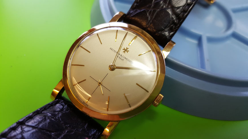 Vacheron and Constantin 18K